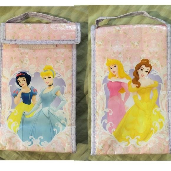 Disney Other - Disney Princess lunch bag